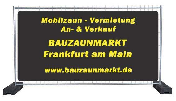 Vermietung & Verleih von Bau- & Mobilzäunen