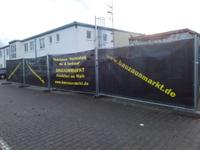 Mobilzaun Vermietung, An- & Verkauf Frankfurt am Main und Hessen