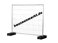 Mobilzaun Ausgleichs-Element 2,20 m