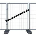 Bauzaun Tor 1,20m