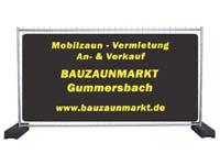 Mobilzaun Vermietung, An- & Verkauf Gummersbach