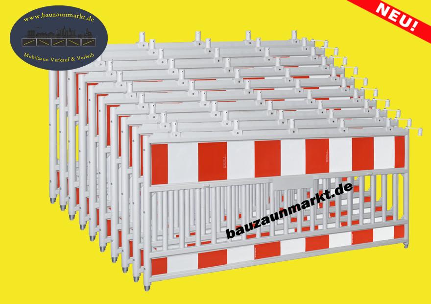 TL Schrankenzaun Set K10/21m