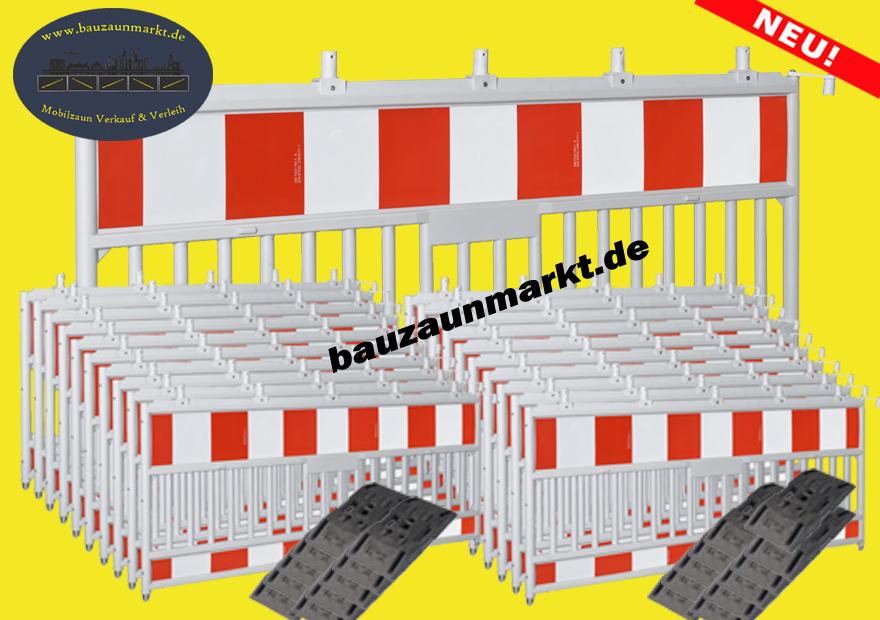 TL Schrankenzaun-Set K20+21F/42m