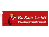 Kaus Dachdeckermeisterbetrieb - Frankfurt am Main