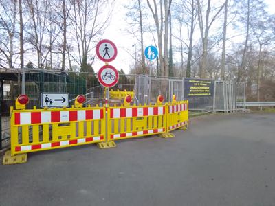Brückensanierung FFM