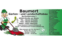 Baumert Garten- und Landschaftsbau - Eltville am Rhein