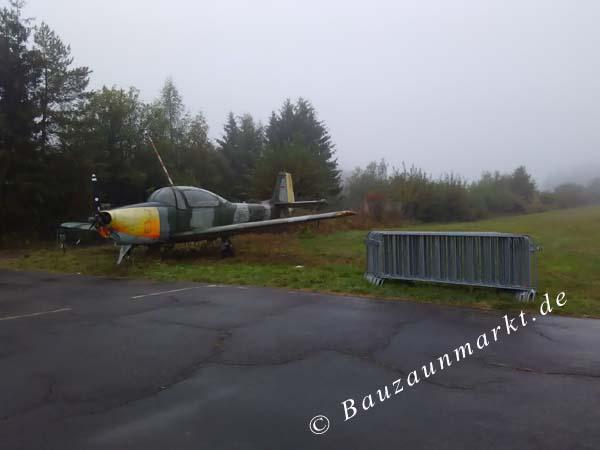 Flugplatz in Meinerzhagen
