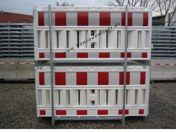 Transportgestell für Schrankenzäune